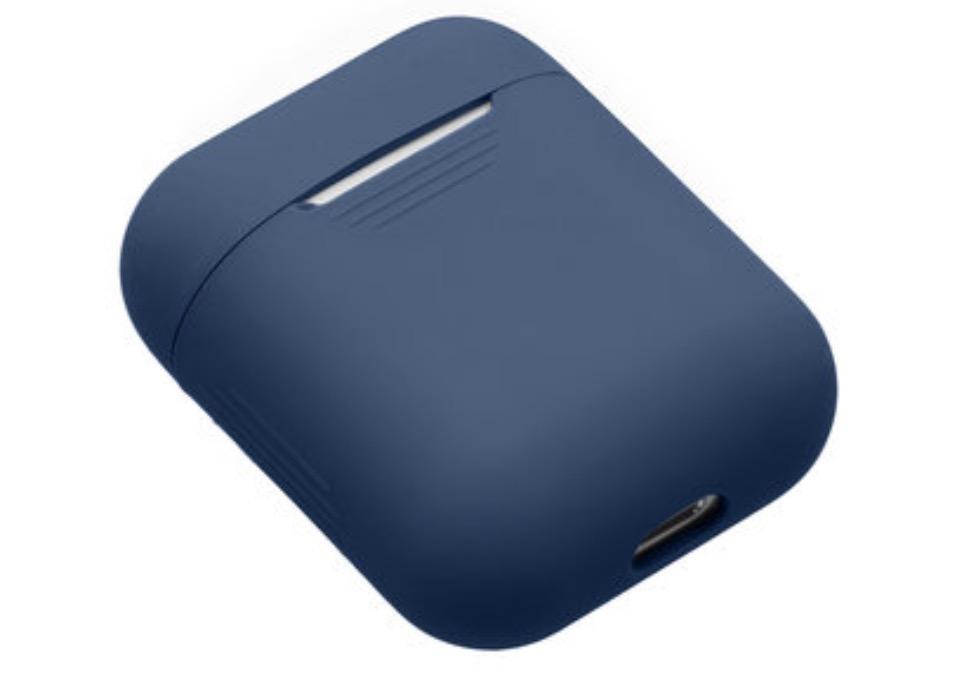 Merkloos siliconen hoesje AirPods