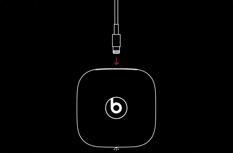 Powerbeats Pro opladen