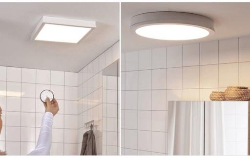 IKEA Gunnar badkamerlampen