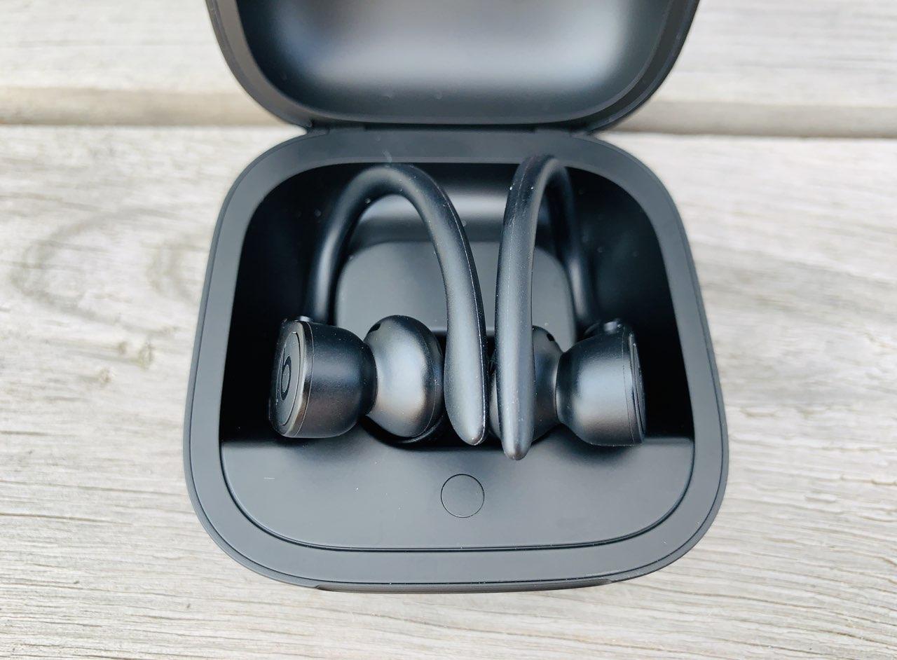 Powerbeats Pro review: opladen