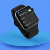 Zo gebruik je op de Apple Watch voelbare en hoorbare tijd