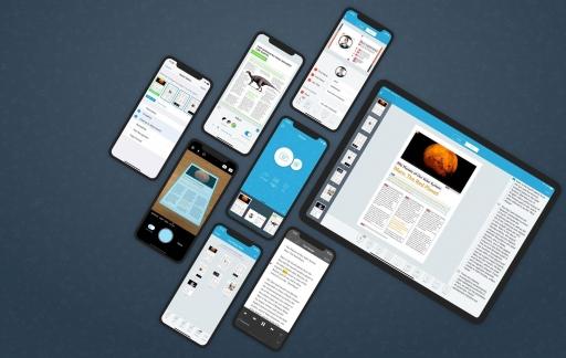 Prizmo 5 voor iPhone en iPad.