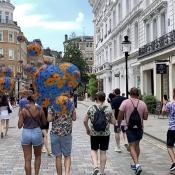 [AR]T Walk in Londen: wij gingen AR-kunst bekijken bij Apple Covent Garden