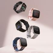 Fitbit Versa 2 modellen