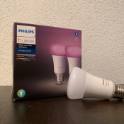 Philips Hue Bluetooth verpakking.