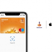 Rabobank Apple Pay.