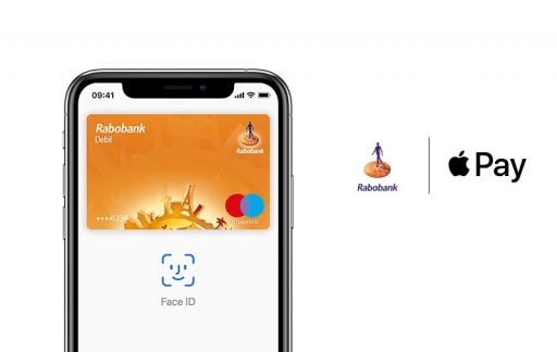 Rabobank Apple Pay.