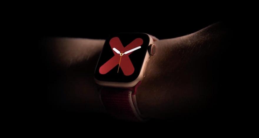 Apple Watch Series 5 heeft dezelfde processor als de Series 4