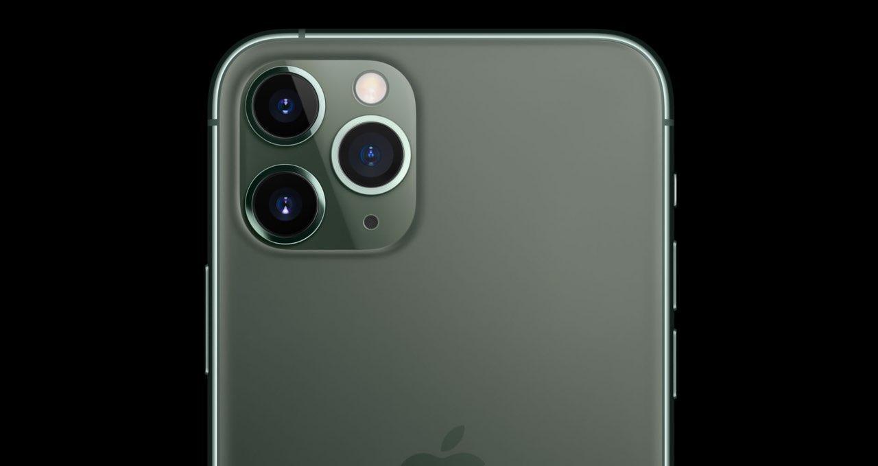 iPhone 11 Pro achterkant