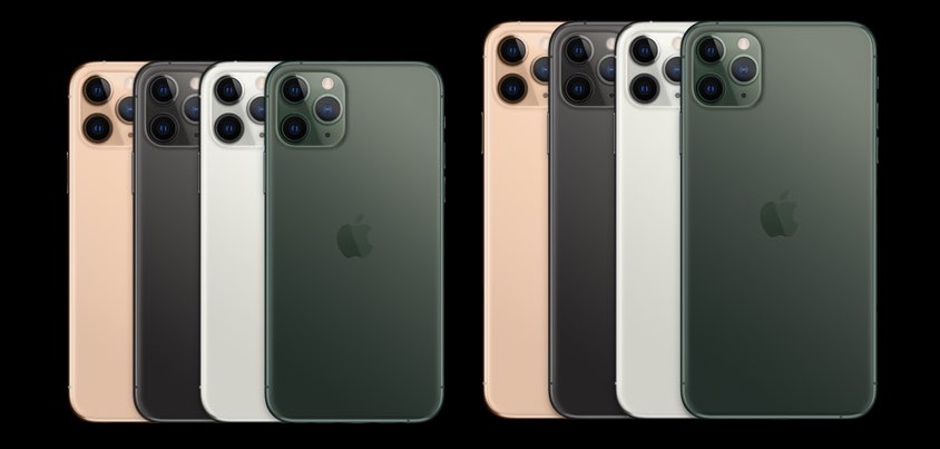 iPhone 11 Pro serie