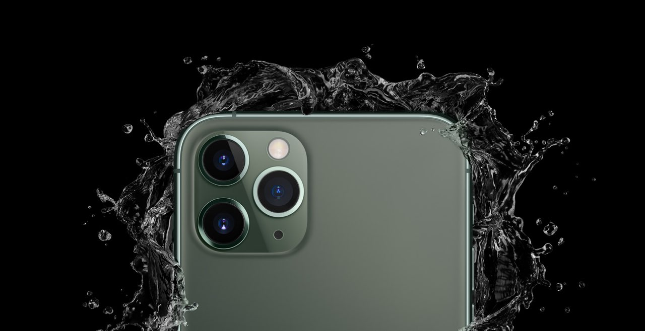 iPhone 11 Pro waterbestendig