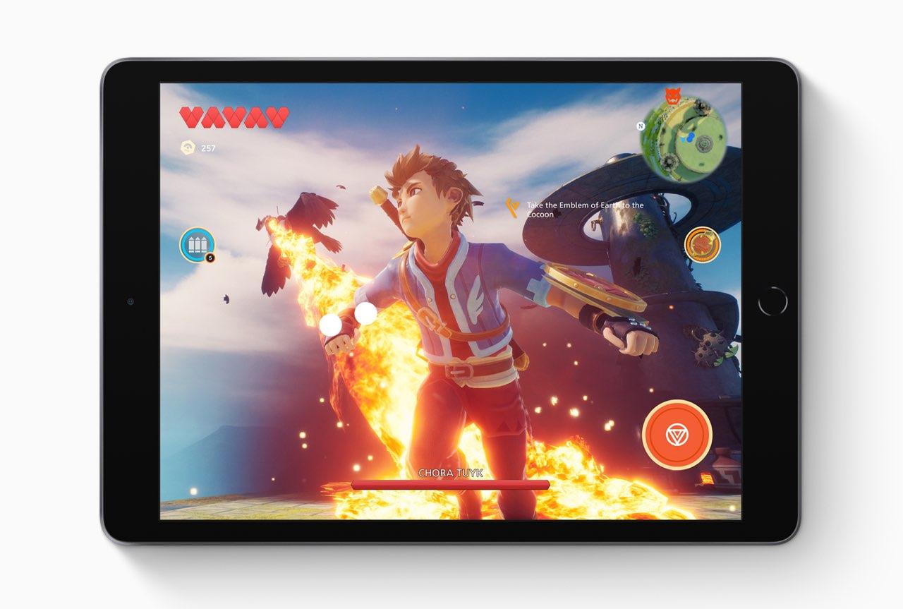 iPad 2019 met 10,2-inch scherm
