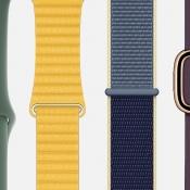 Dit zijn Apple's nieuwe najaarskleuren van bandjes en hoesjes