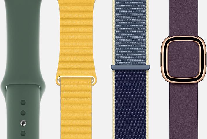 Apple Watch bandjes najaar 2019.