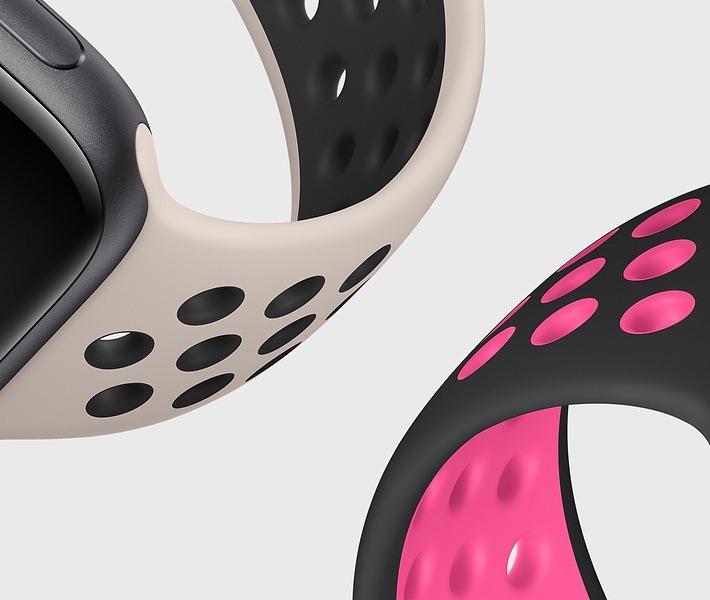 Apple Watch-bandjes najaar 2019: Nike.