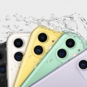 iPhone 11 waterbestendig
