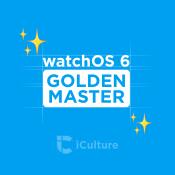 watchOS 6 Golden Master.