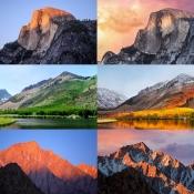 Deze jongens fotografeerden Apple's Mac wallpapers opnieuw