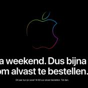 Apple Store offline preorder