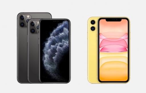 iPhone opslag kiezen voor de 2019 modellen.
