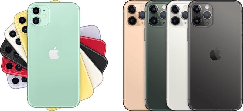 iPhone 11 Pro (Max) reserveren