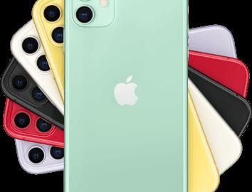 iPhone 11 reserveren