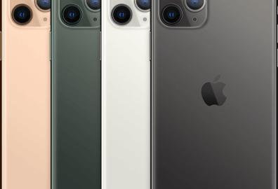 iPhone 11 Pro reserveren