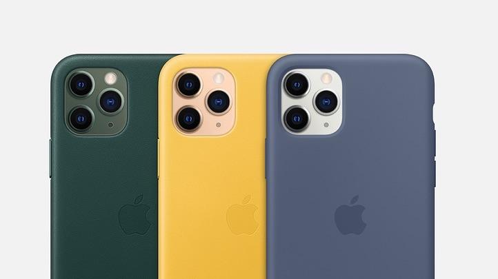 Apple's eigen hoesjes