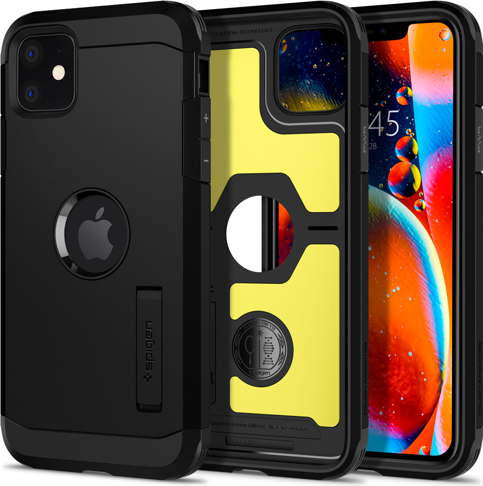 Spigen iPhone 11 case.