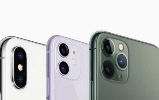 iPhone X vs iPhone 11 vs iPhone 11 Pro camera.