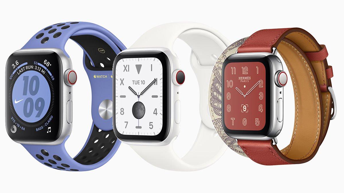 Apple Watch 4G-functie