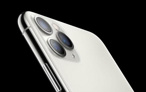 iPhone 11 Pro wit