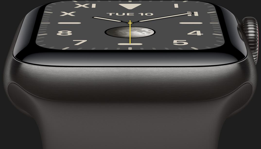 Apple Watch 4G kopen in titanium