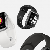 Apple Watch Series 3 modellen