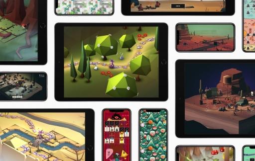 Apple Arcade gestart