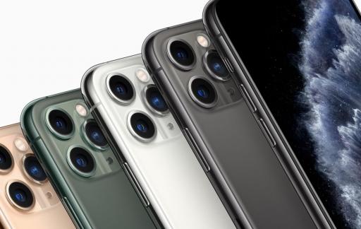 iPhone 11 Pro Max kleuren