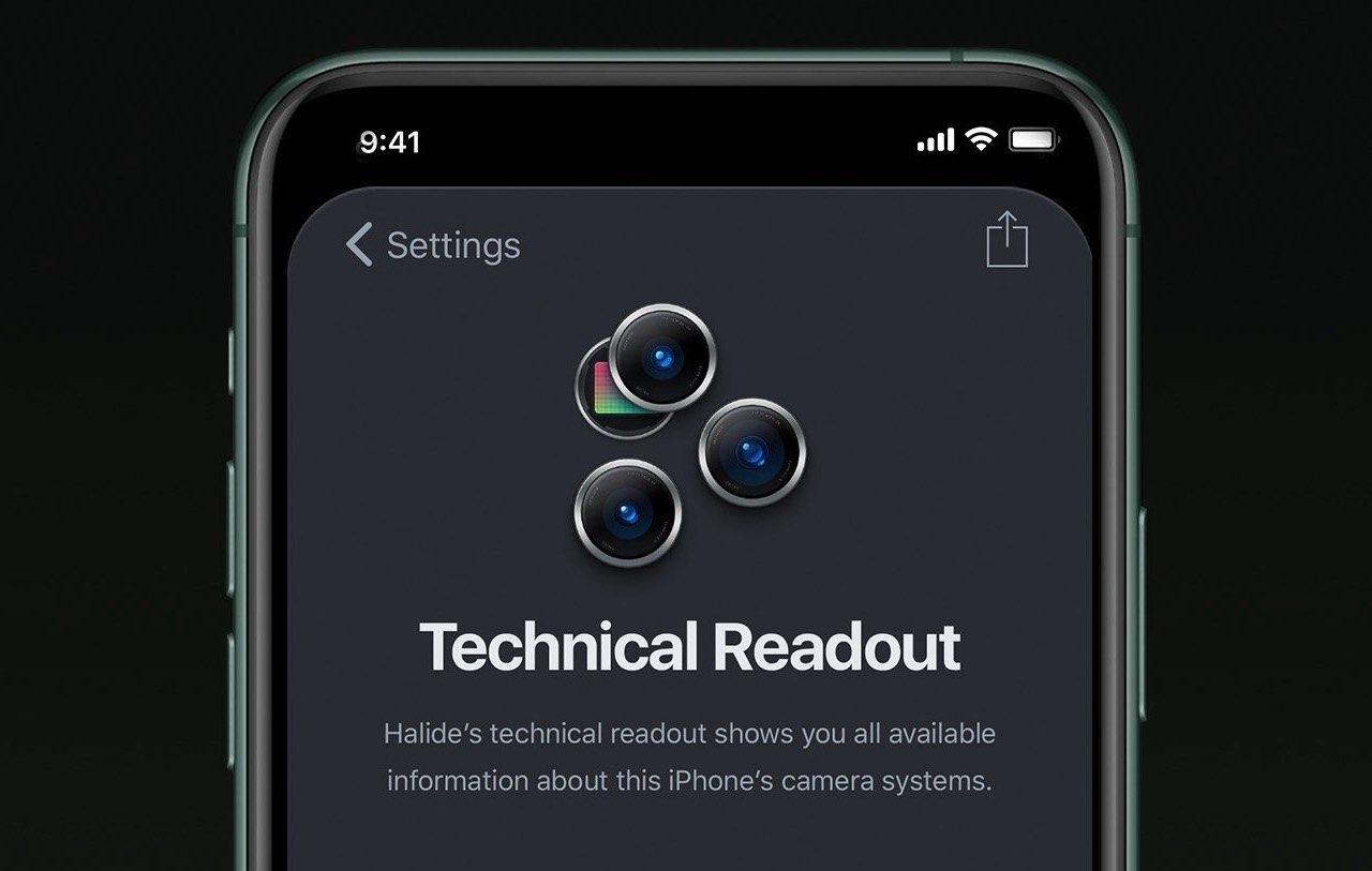 iPhone 11 camera hardware