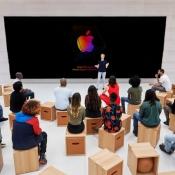 Apple Store Fifth Avenue Forum
