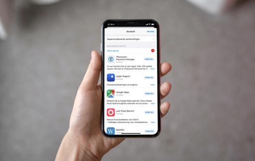 App Store updates in iOS 13.