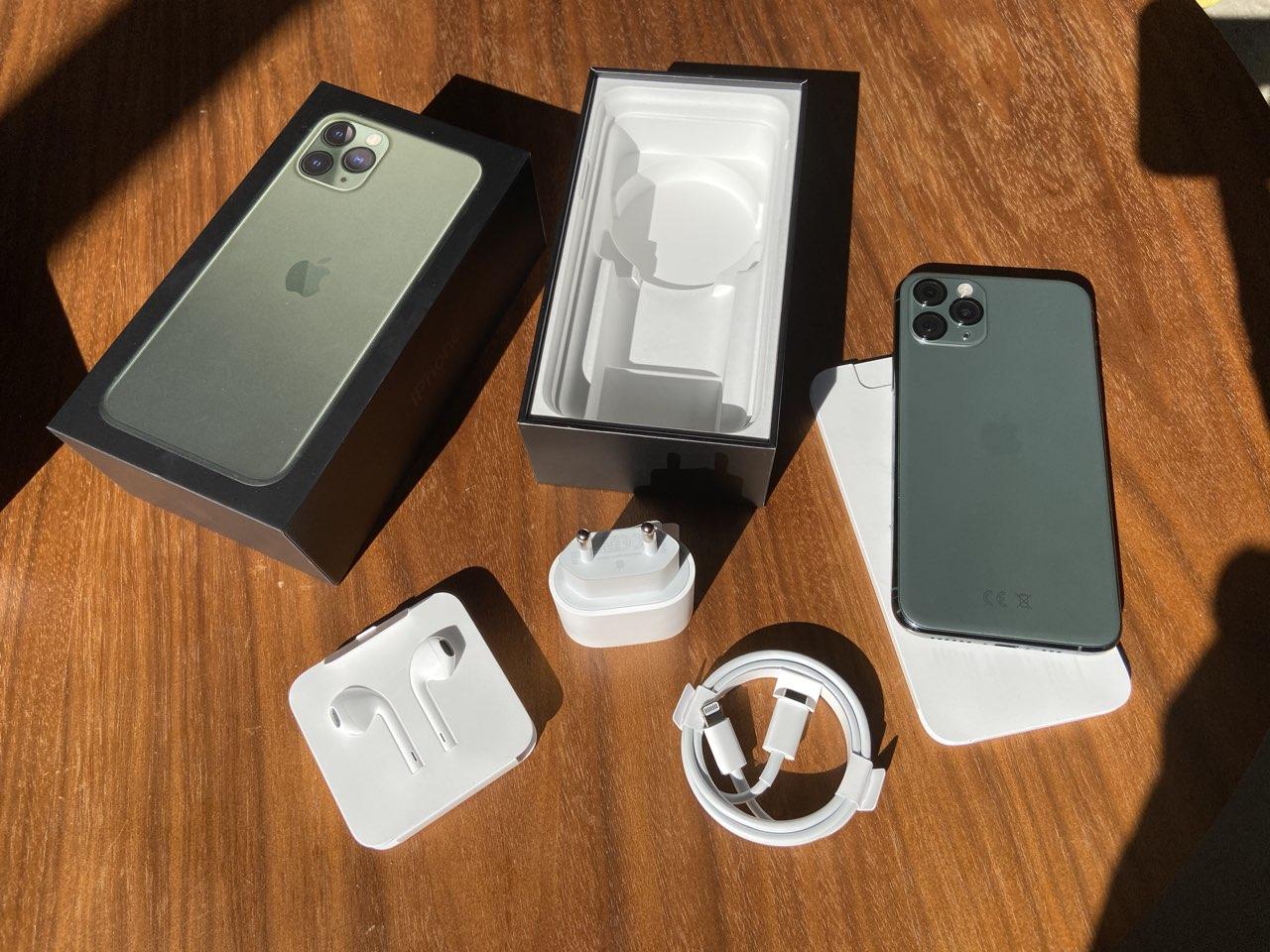 iPhone 11 Pro eerste indruk: iPhone 11 Pro verpakking