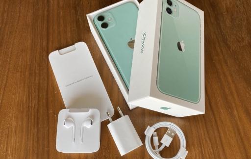 iPhone 11 inhoud verpakking.