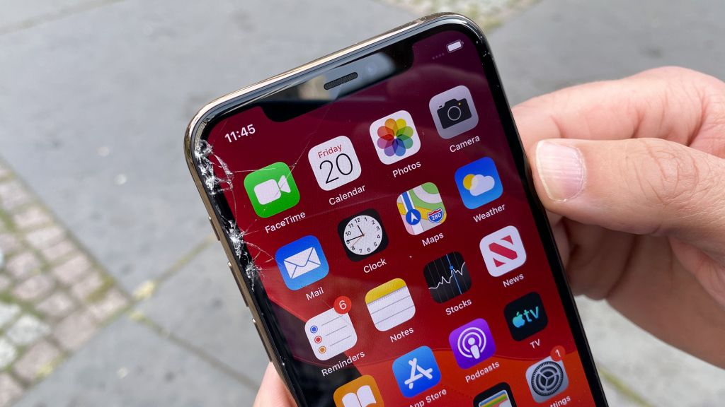 iPhone 11 valtest