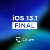 iOS 13.1 Final.