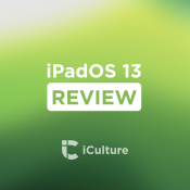 iPadOS 13 review.