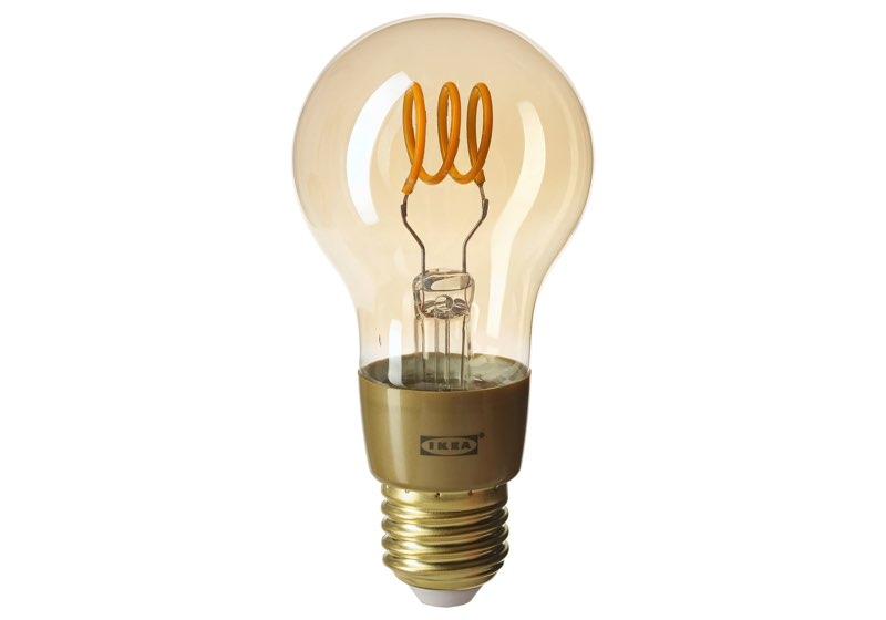 IKEA Filamentlamp detail
