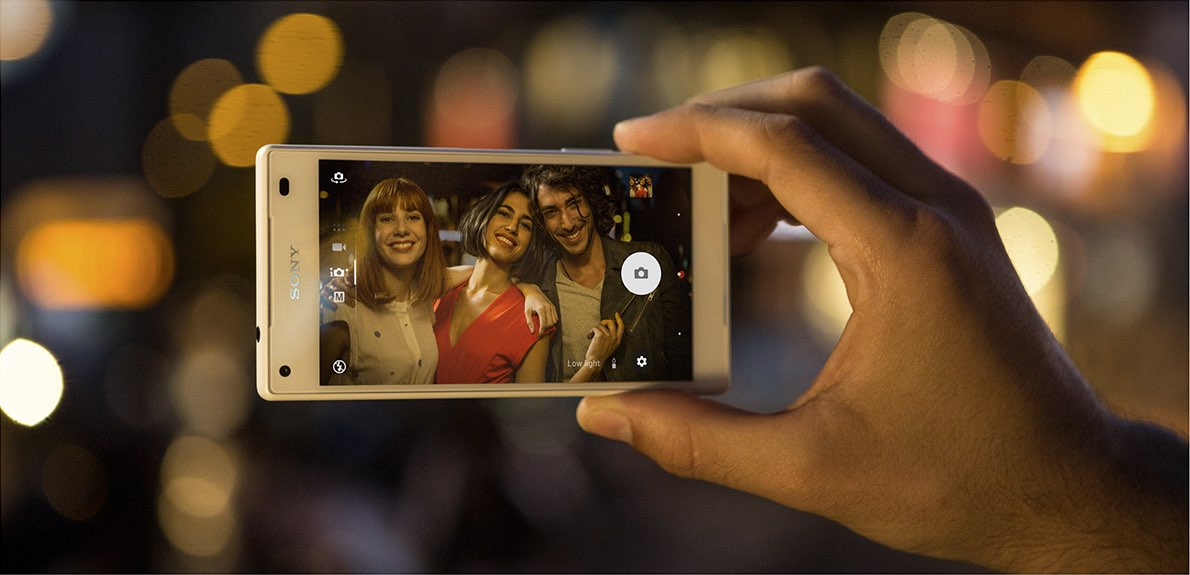 Sony HDR Xperia Z5