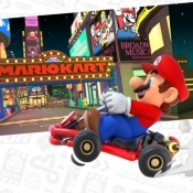 Mario Kart Tour artwork.