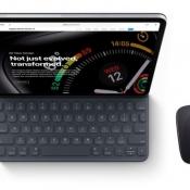 Zo kun je de iPad met een muis of trackpad bedienen