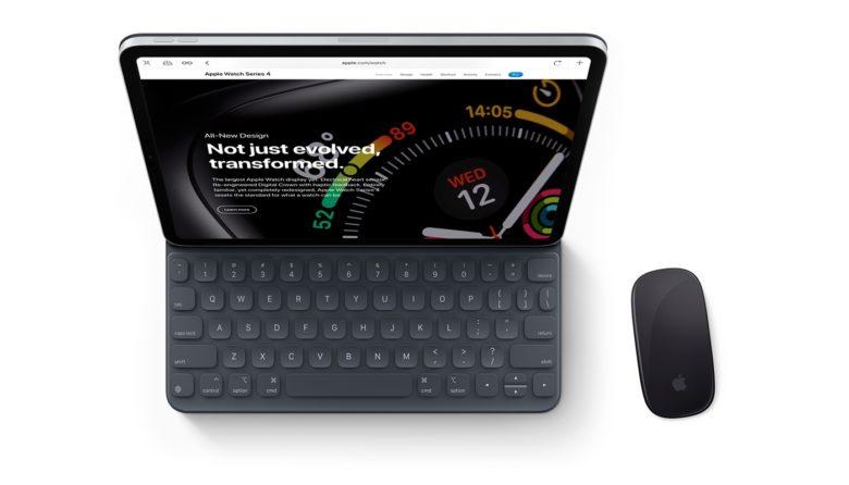 iPad muis