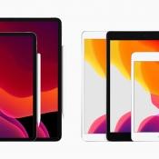 iPad 2019 line-up.